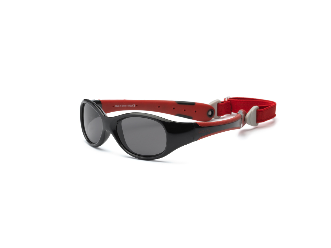 Explorer Polarized - Black and Red 2+