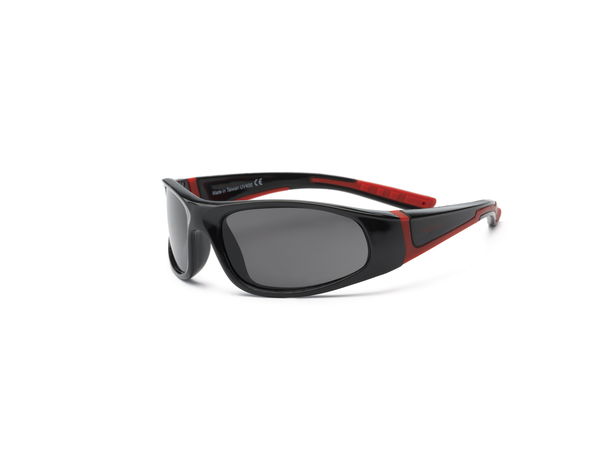 Bolt Polarized - Black Red 4+