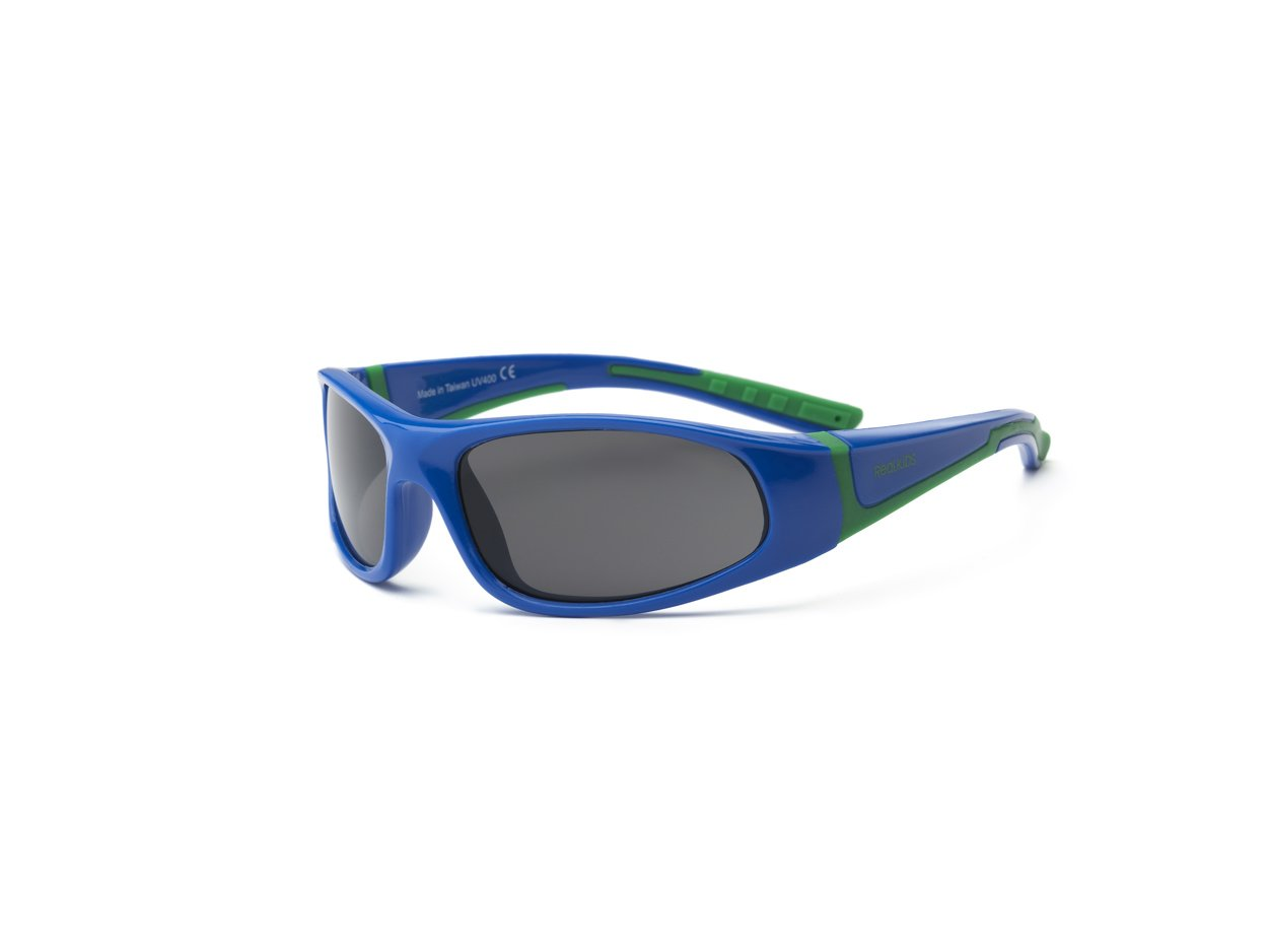 Bolt Polarized - Royal and Green 4+
