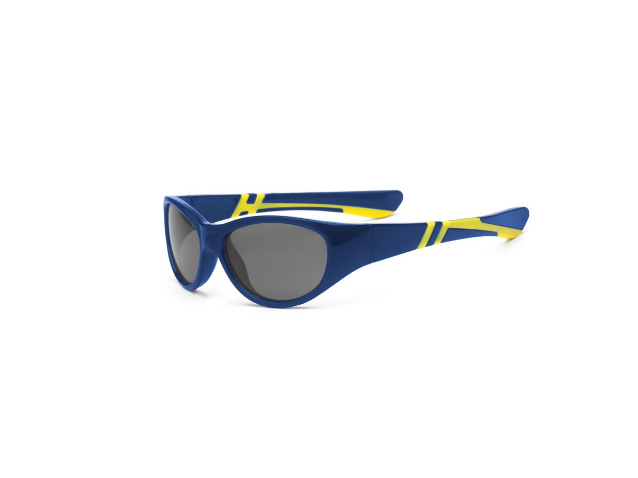 Discover - Navy and Yellow 4+