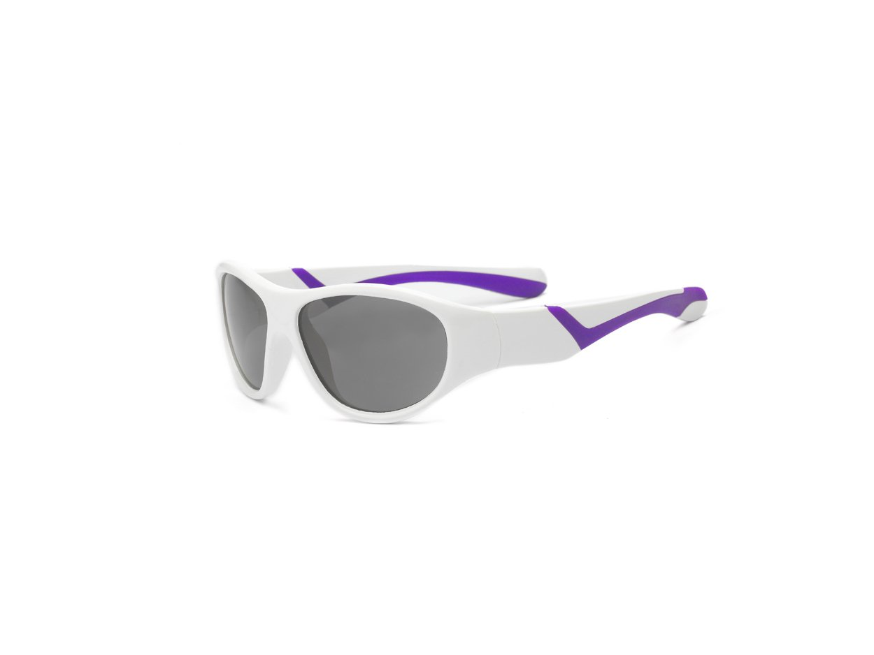 Discover - White and Purple 4+