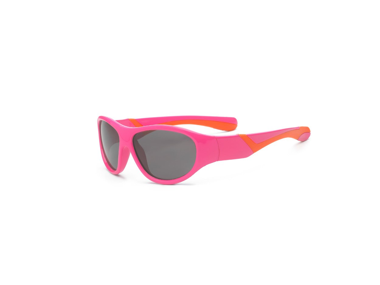 Discover Polarized - Pink and Orange 4+